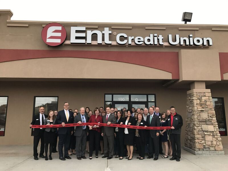 Mwcua ent credit union opens first service center in douglas county colorado springs colo may 12 2017 ent credit union opened a new publicscrutiny Gallery